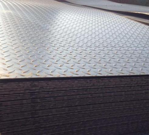防滑花纹板