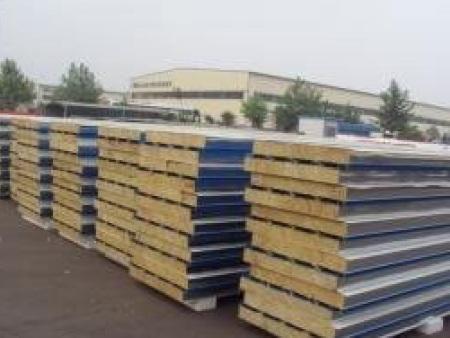 彩钢岩棉泡沫复合板厂家