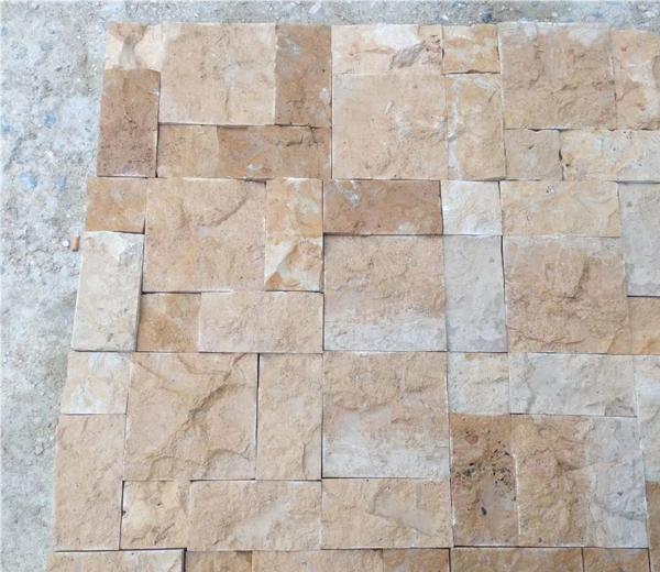 墙面莱姆石文化石