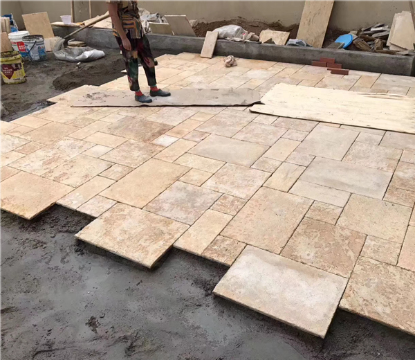 四川室外莱姆石文化石