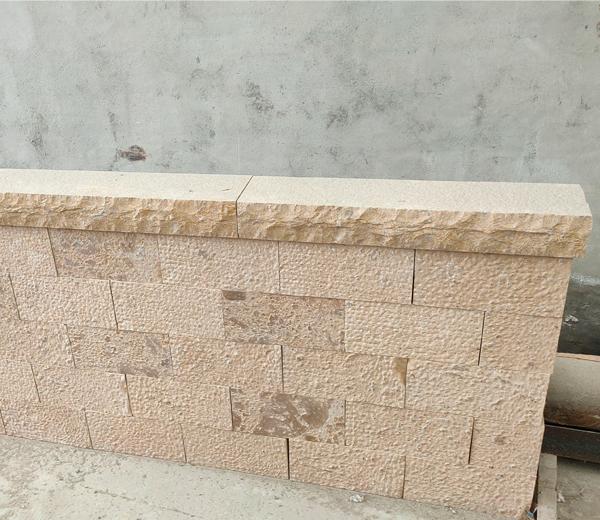 四川外墙莱姆石文化石