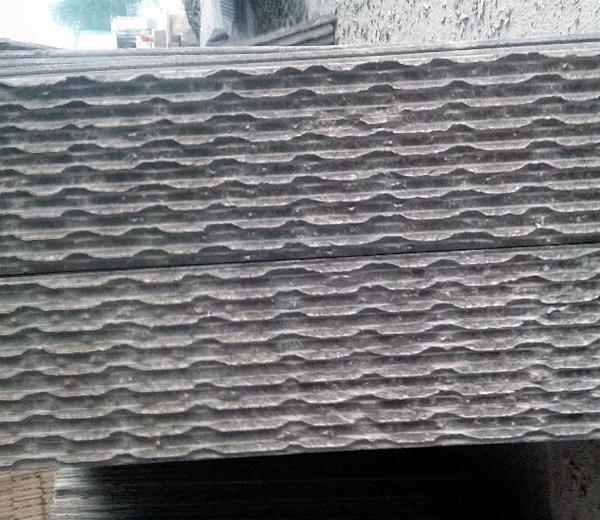汉中外墙曲线文化石
