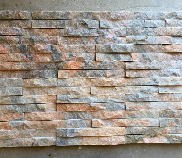 兰州花色条石文化石