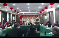 神龙书画院揭牌仪式暨迎春笔会,中国广播电视网为您呈现