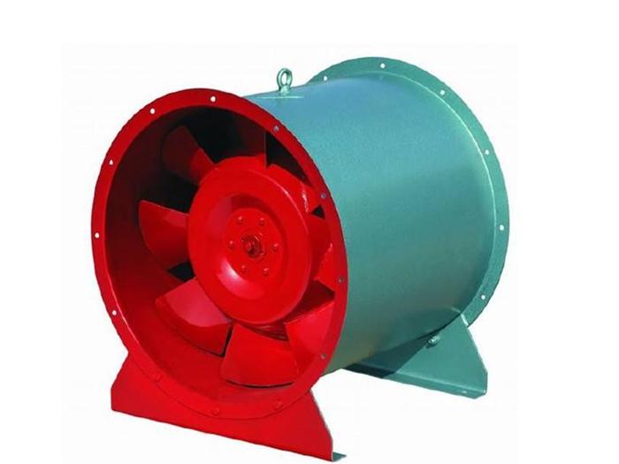 轴流风机维护与SWF混流风机的不同!
