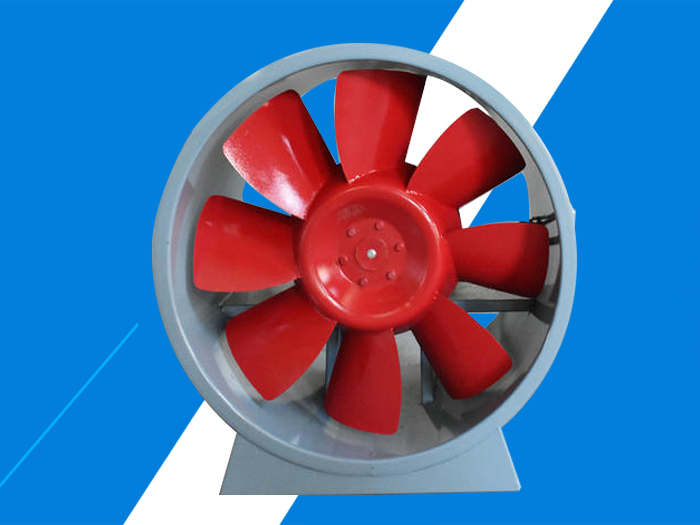 SWF混流风机日常清理及保养技巧。
