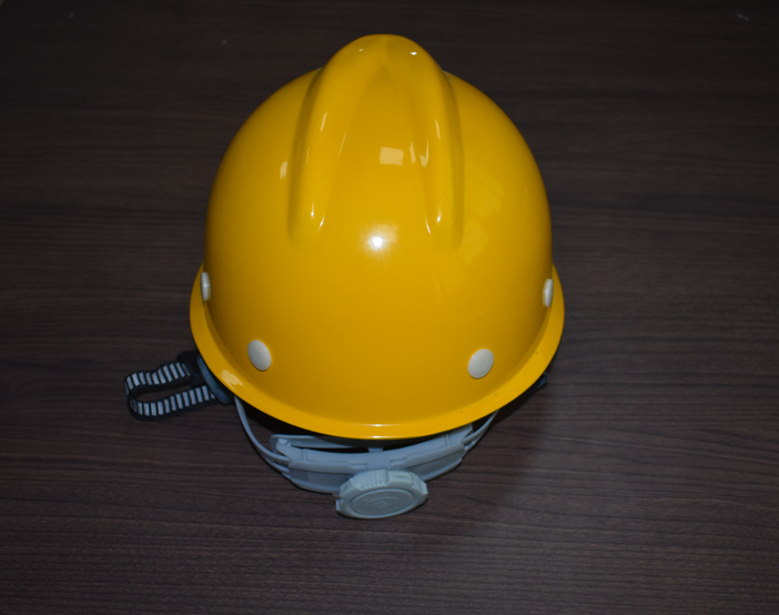 玻璃钢安全帽V字型