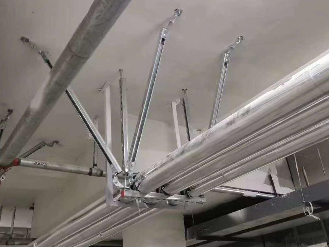 泰安抗震支架设备的布置分类原则您知道吗?
