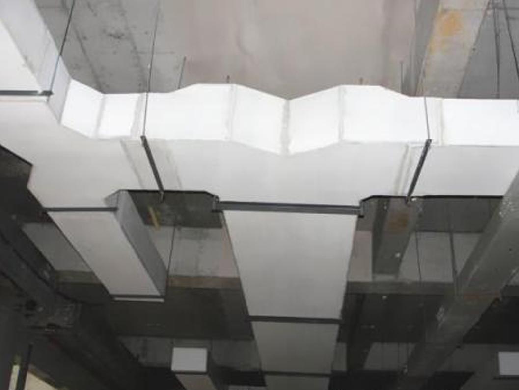 济宁复合玻镁风管