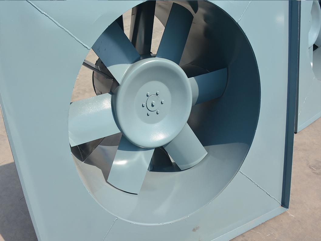 屋頂立式消防風機的日常保養?