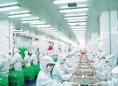 徽县金麦食品有限责任公司