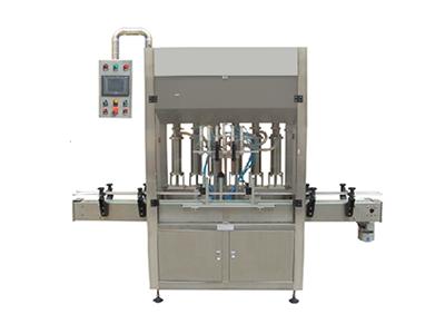 全自动活塞式定量灌装机TR-GZ02