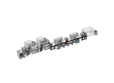日化用品生产线