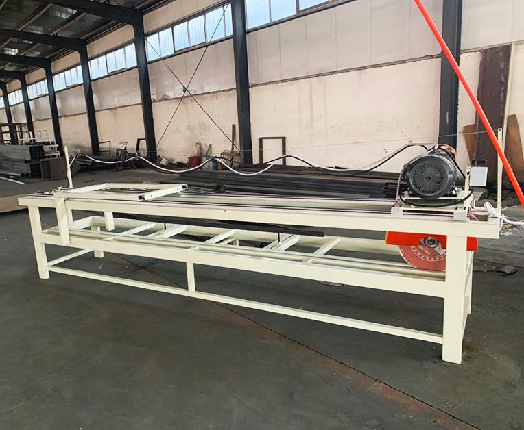 保温结构一体化板材工地专用切割设备
