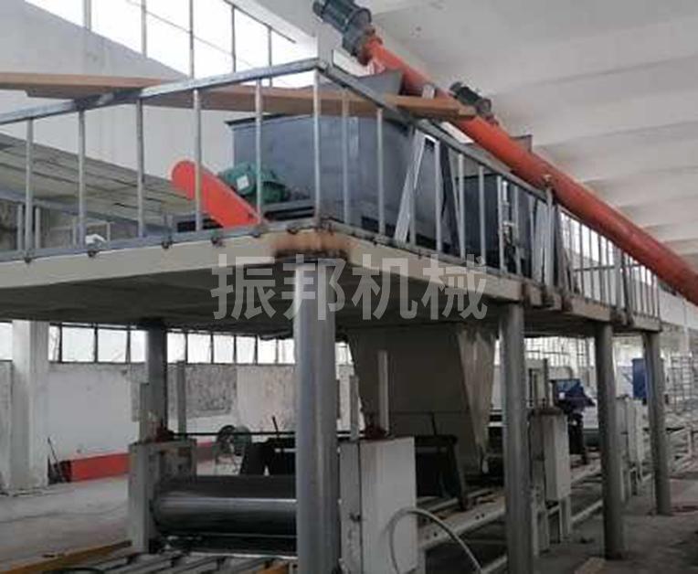 防火门芯板生产设备