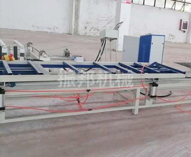 防火保温板生产线