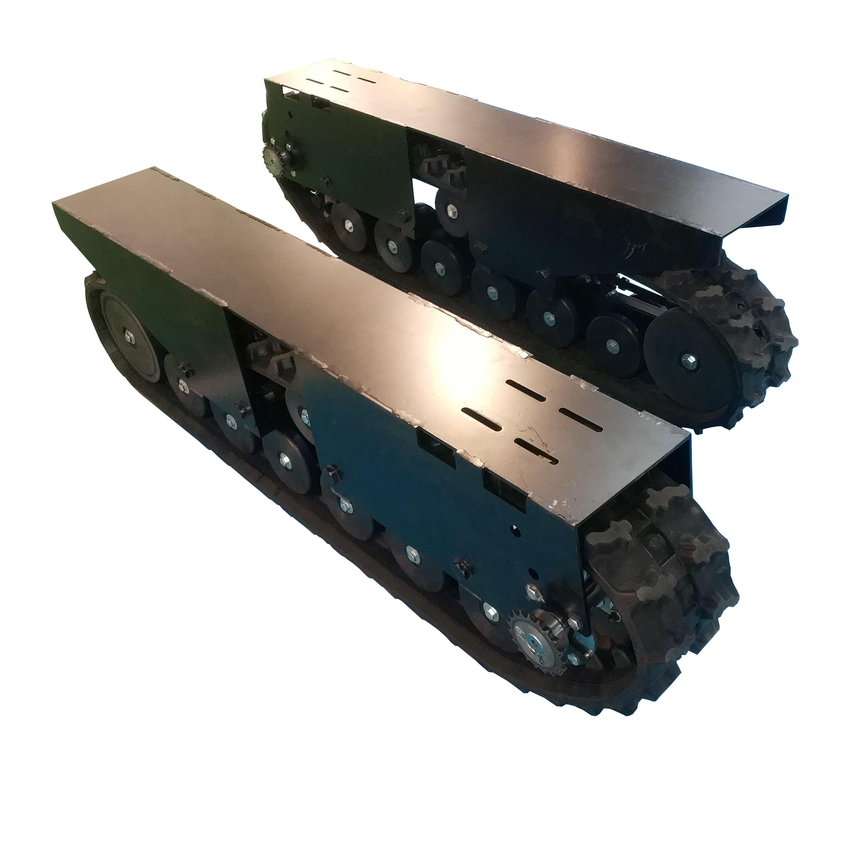 ZDDP-YZDX-150橡胶履带总成