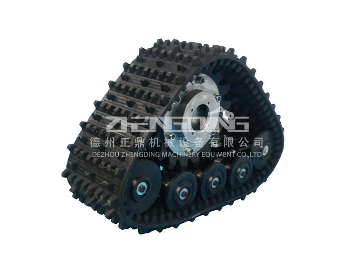 ZDDP-BJXW-255橡胶履带总成