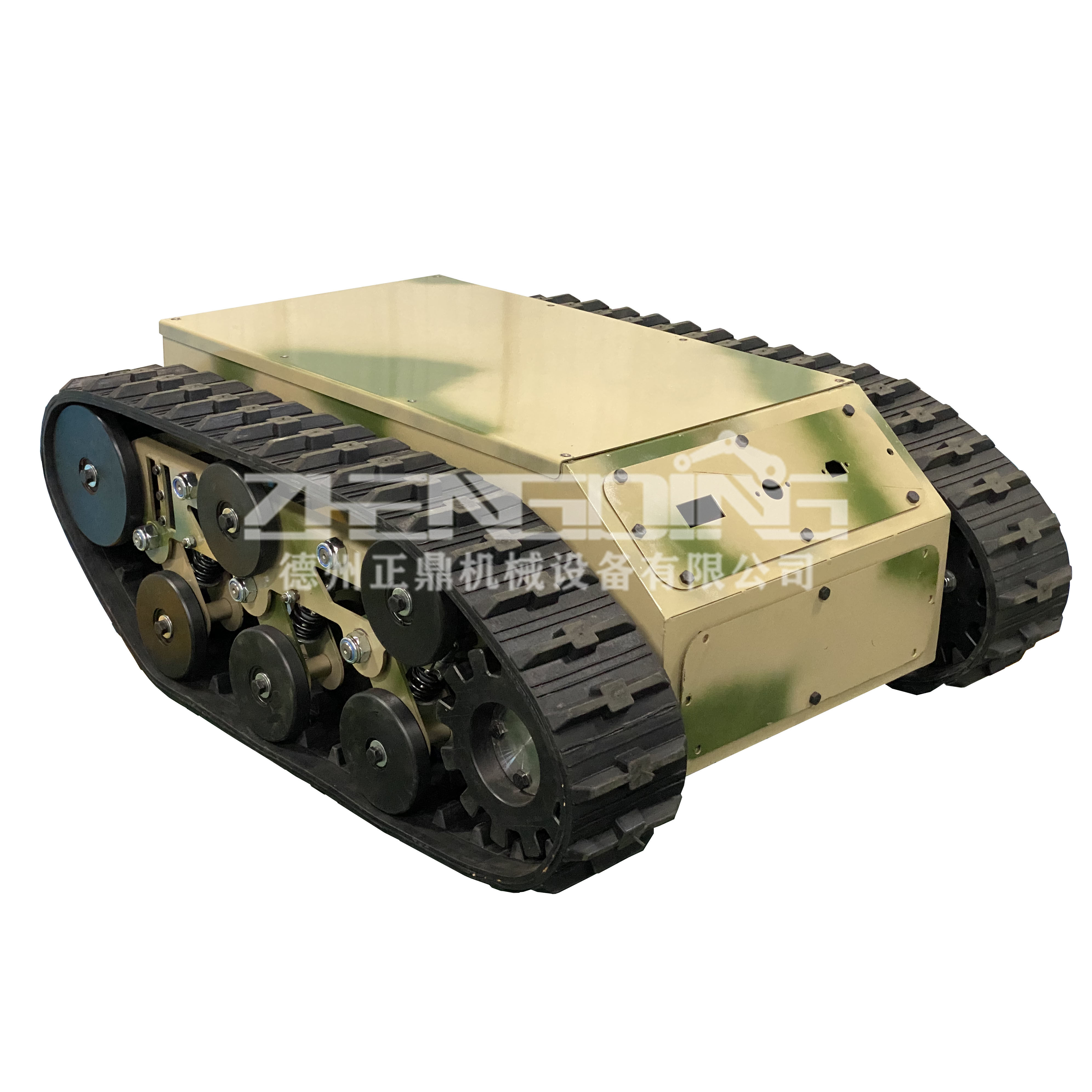 ZDDP - 150橡胶履带底盘