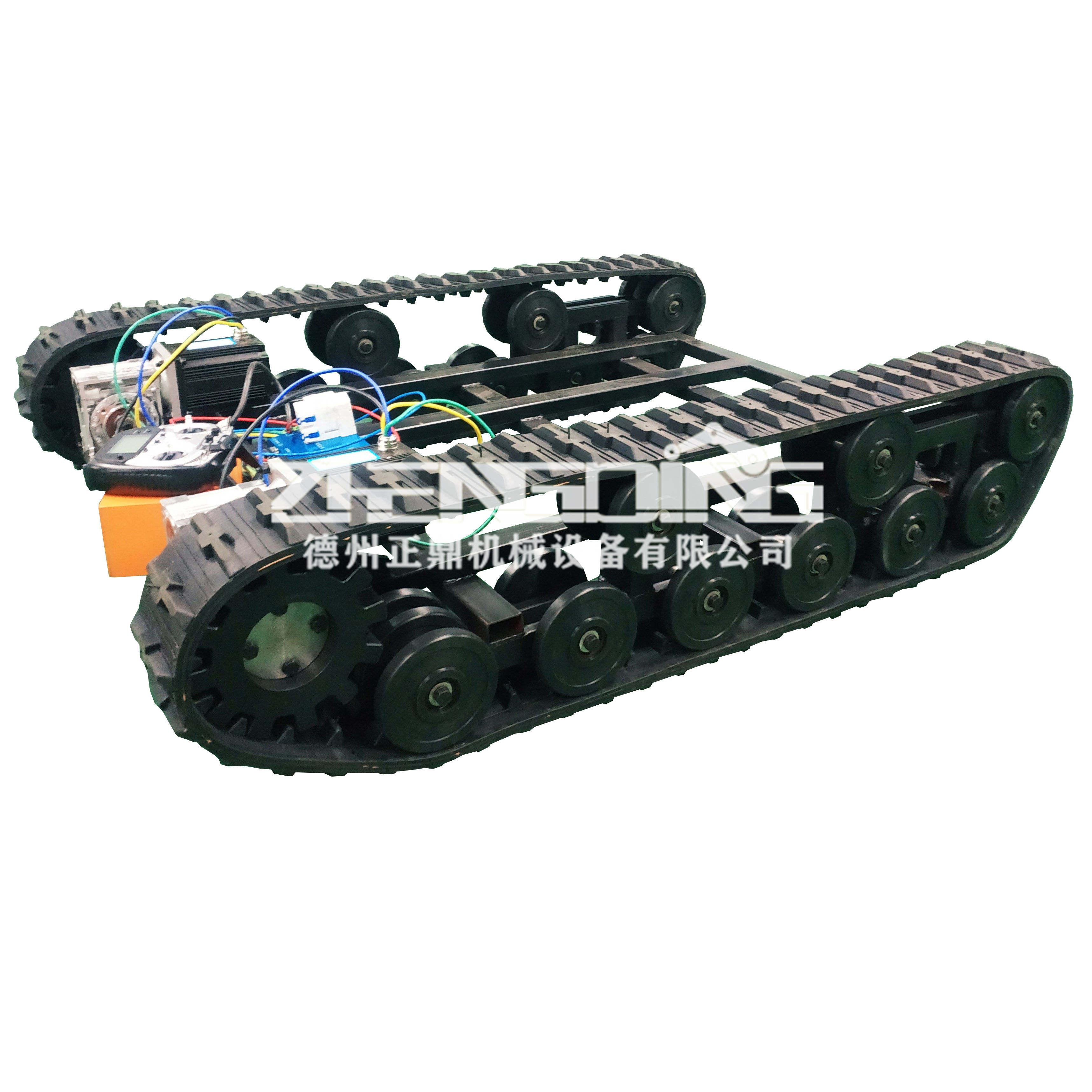 ZDDP -ZD -150橡胶履带底盘