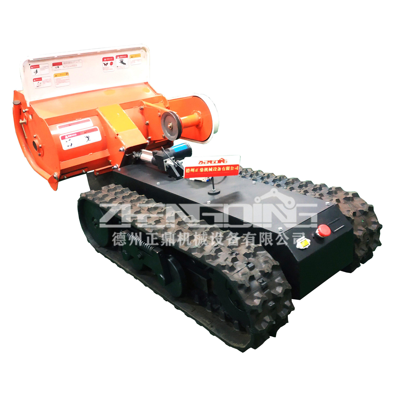 ZDDP-GCJ-150橡胶履带底盘