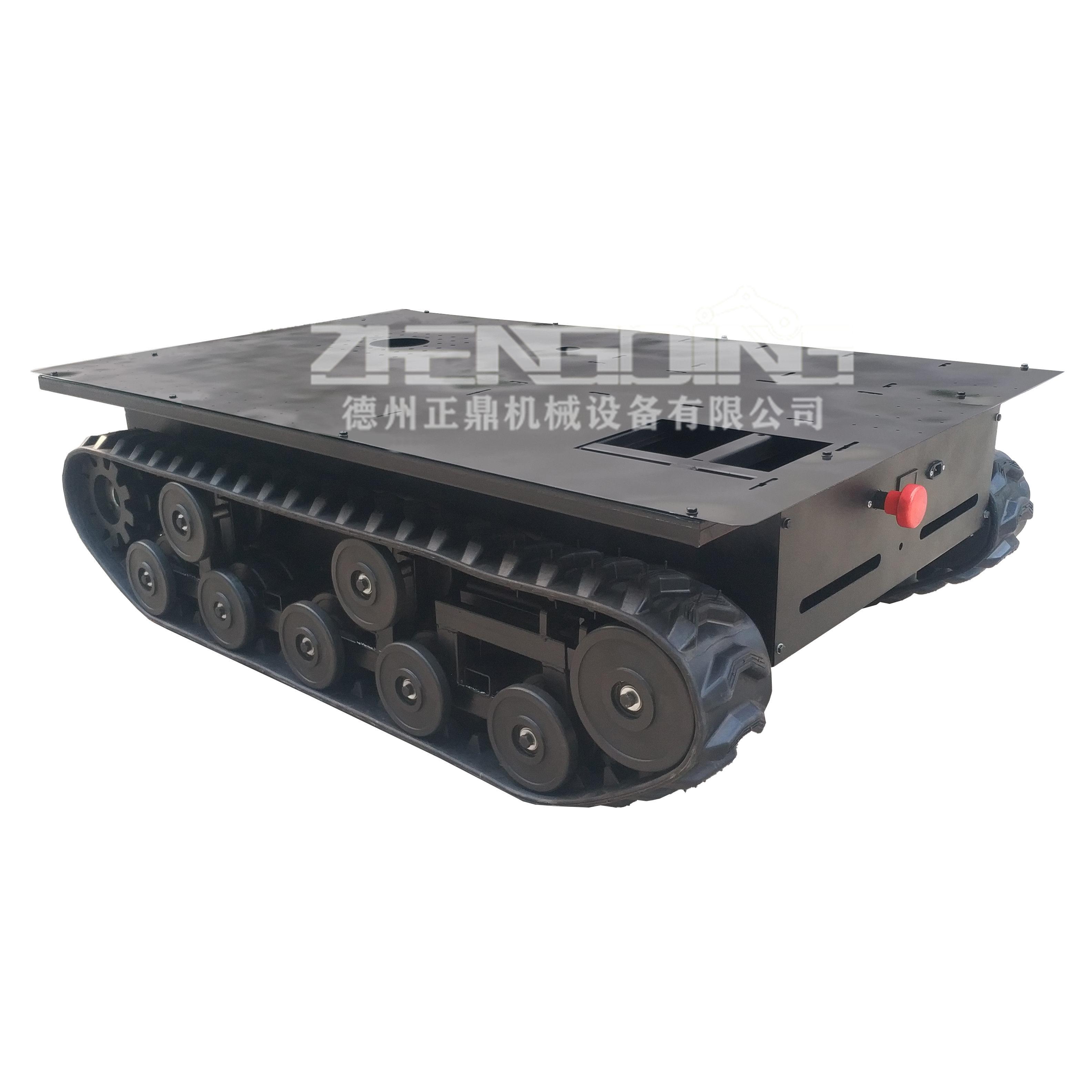 ZDDP-ZKY-150橡胶履带底盘