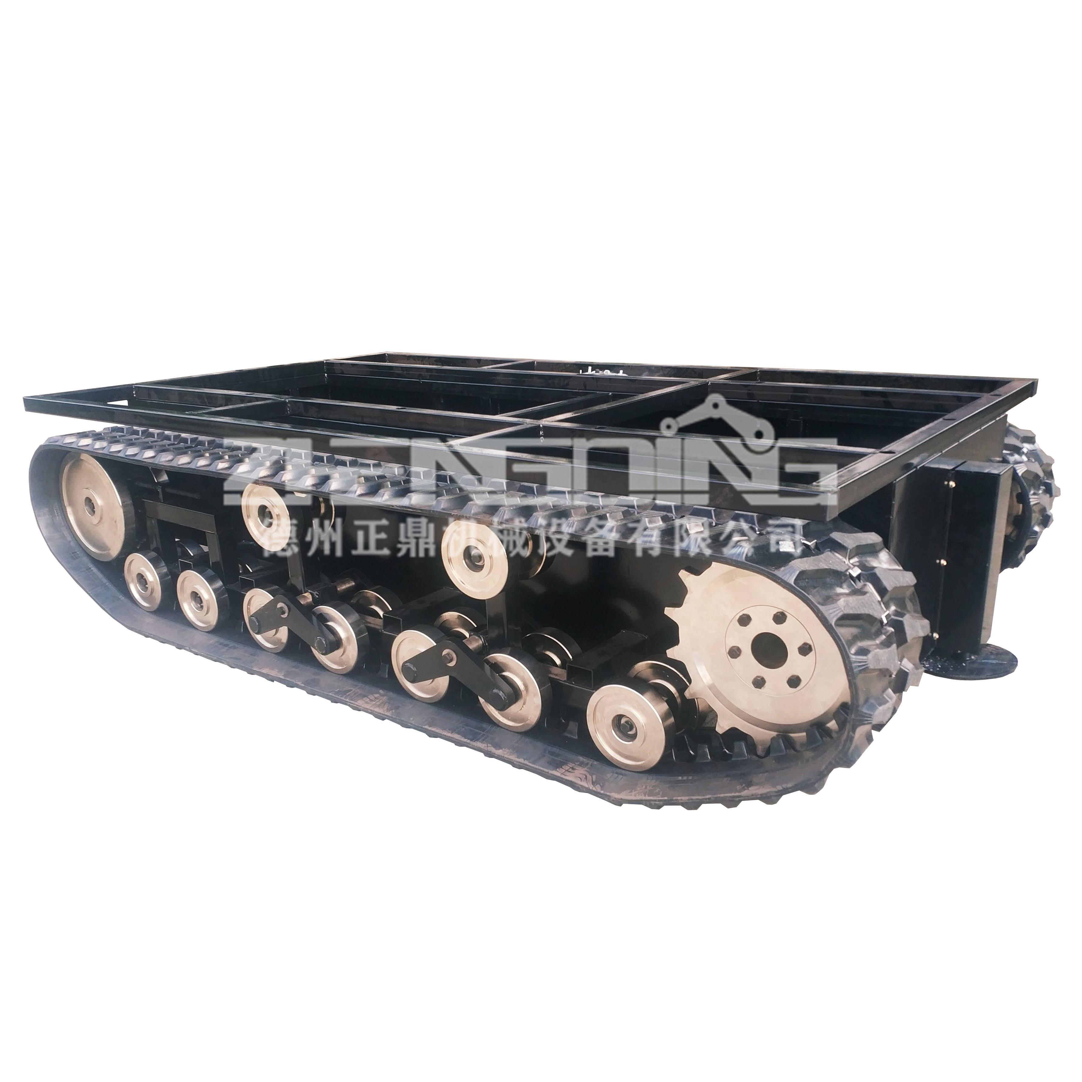 ZDDP-SDKM-300橡胶履带底盘
