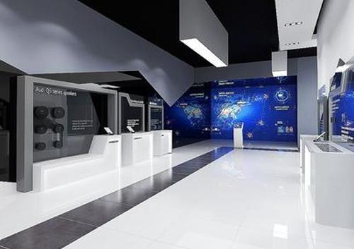 展厅工装装修