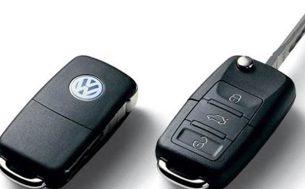 常见的汽车机械钥匙都有哪几种?