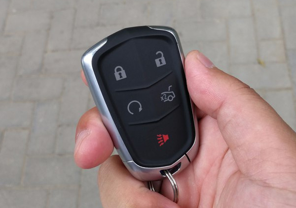 配凯迪拉克汽车钥匙