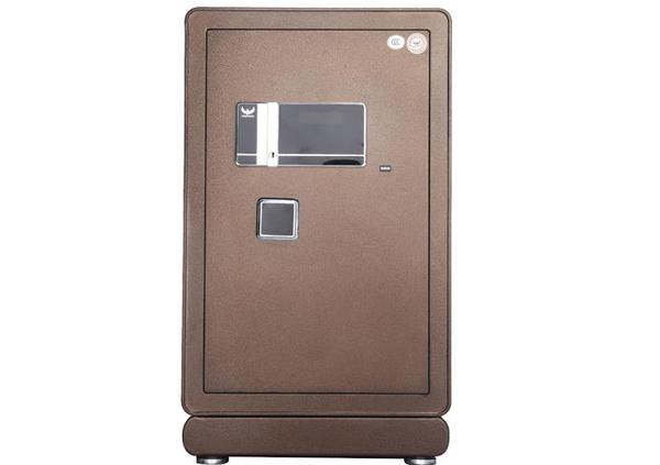 电子密码保险柜开锁