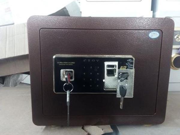 指纹锁保险箱