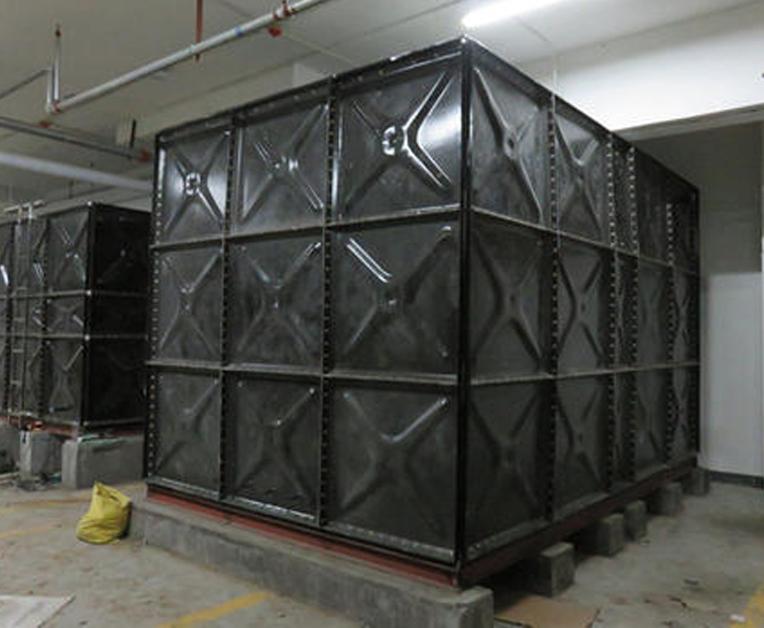 承壓搪瓷水箱