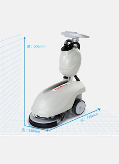 科的GBZ-350B型  手推式洗地机