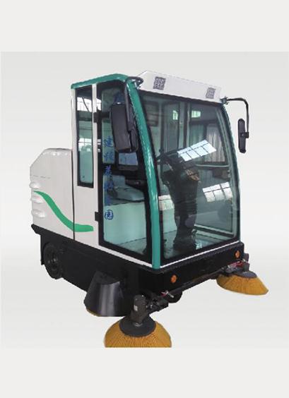 RJHT-880自卸驾驶式扫地车/扫地机