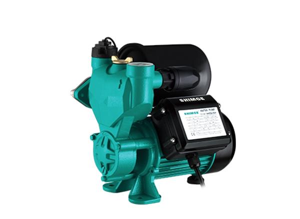 AWZB-H1系列智能型冷热水自吸电泵