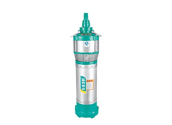 Q(D)Y-K1型充油式潜水电泵