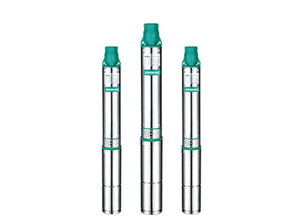 巨能芯型100QJ(D)Y-K1井用多级潜水电泵