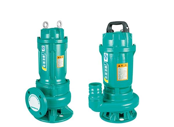 WQ(D)-L1型污水污物潜水电泵