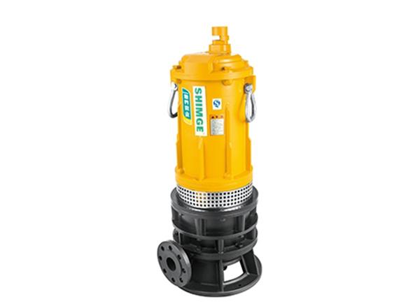 WQ型全扬程多级污水污物潜水电泵