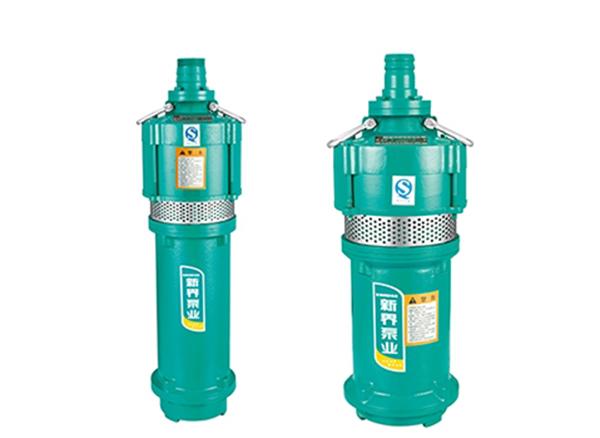 Q(D)型干式潜水电泵