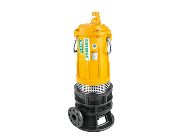 WQ(D)-H1旗舰型污水潜水电泵
