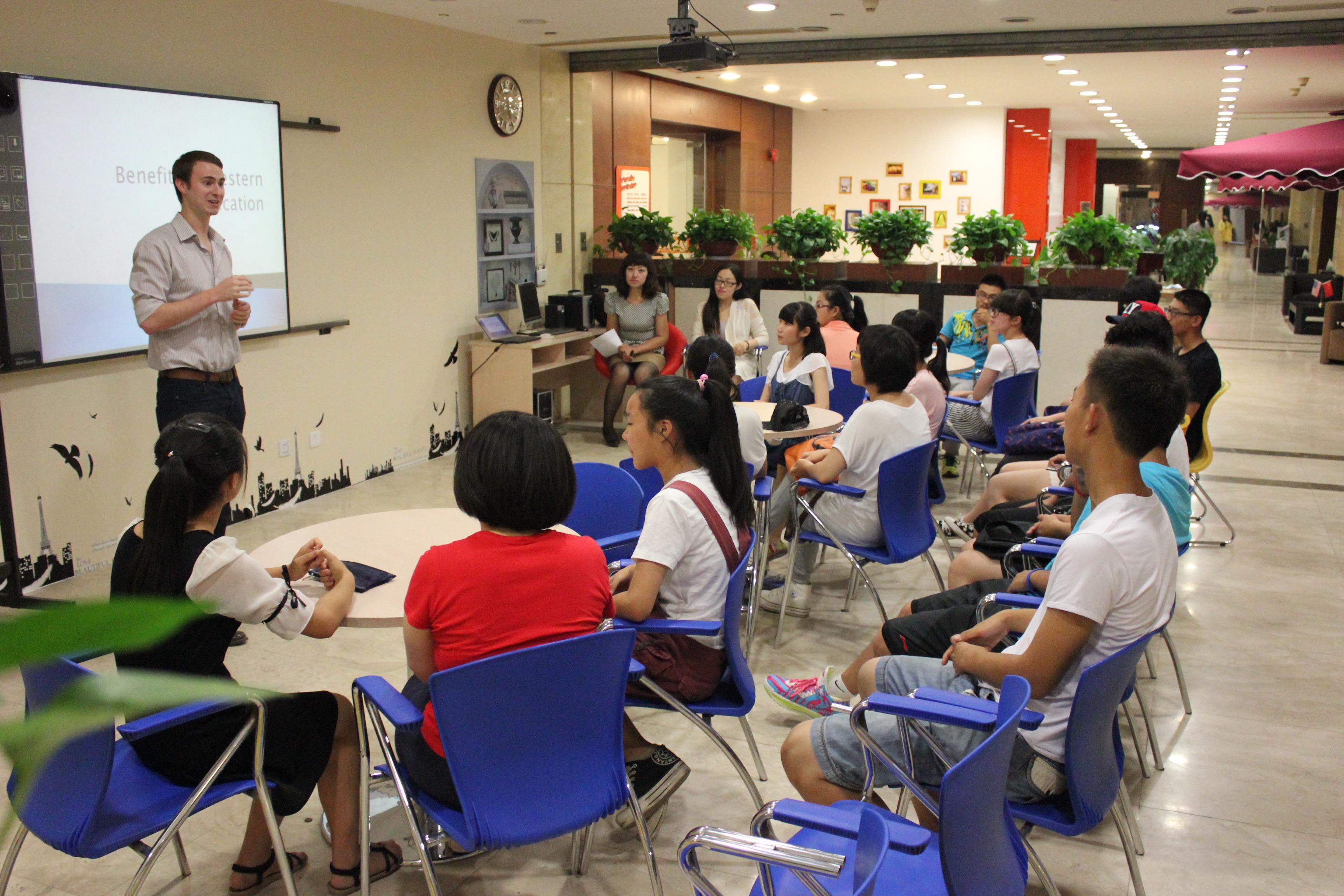 语言环境对孩子学习英语的重要性