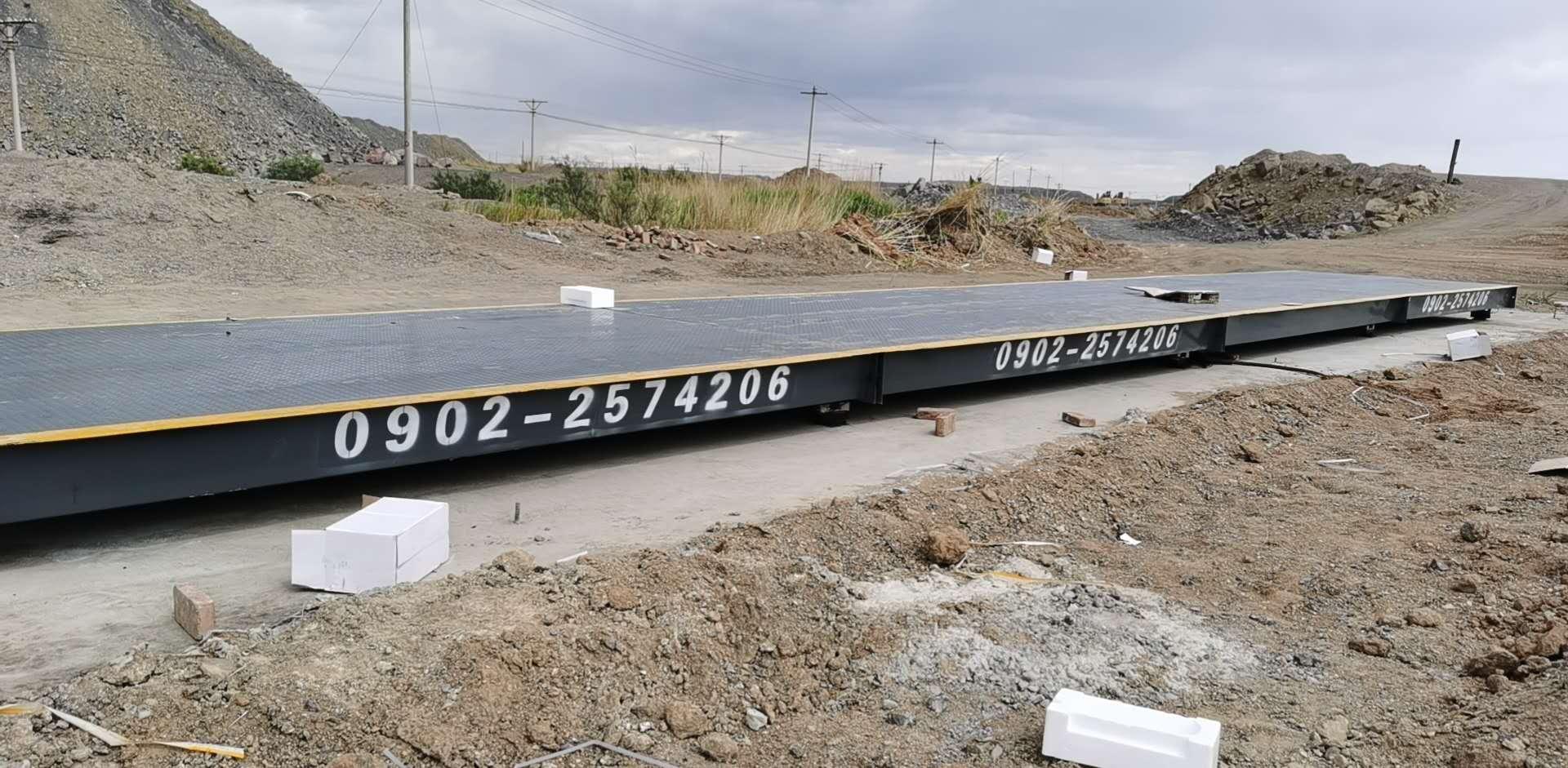 200吨数字地磅