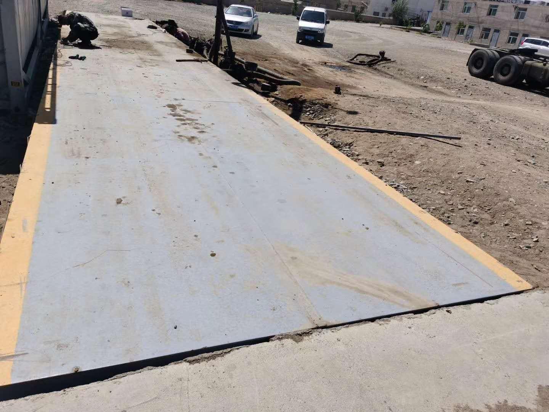 阿克苏|拜城120吨地磅维修