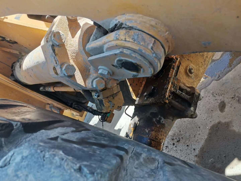 柳工50铲车秤安装调试完毕,新疆铲车秤就选坤宁衡器