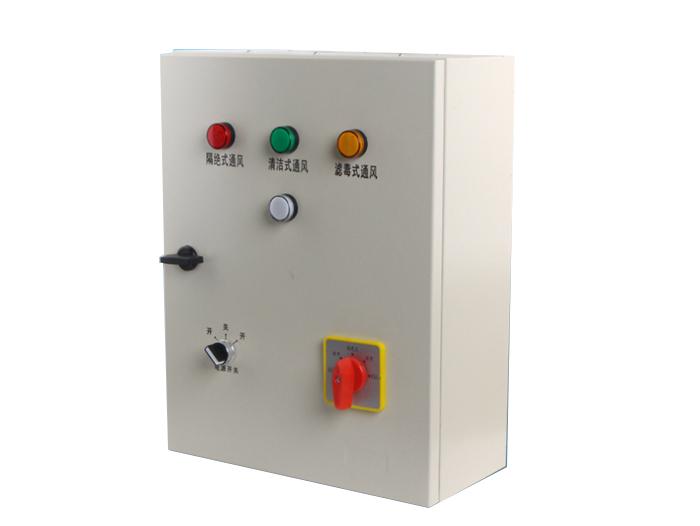 三色信号灯控制箱