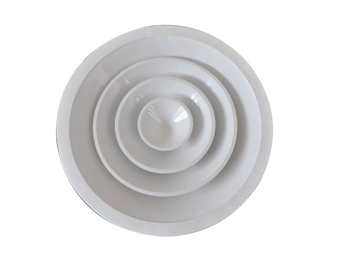 温控圆形散流器