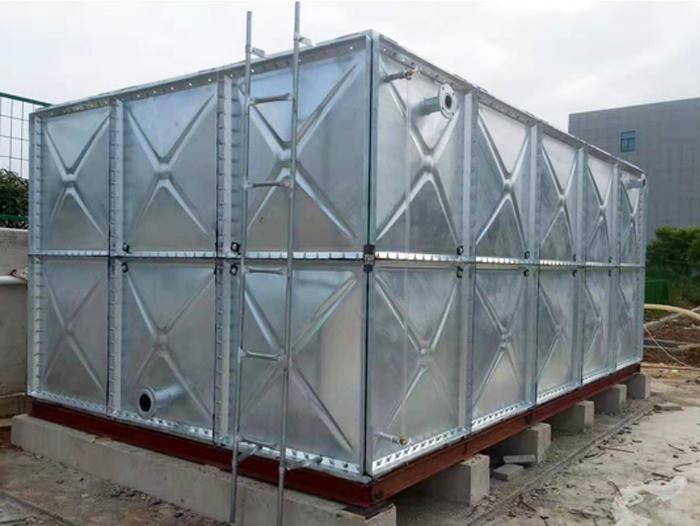 镀锌水箱生产