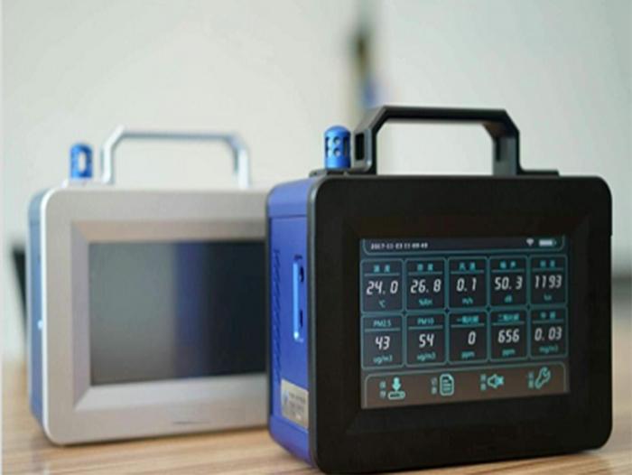 人防空气质量检测仪